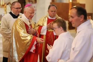 """Arcybiskup Jędraszewski w Wadowicach. """"Musimy współczuć naszej Ojczyźnie"""""""