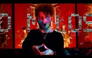 Kadr z klipu Wiktora Kwarciaka