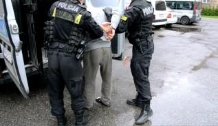 Zatrzymanego przzewieziono do zakładu karnego w Wadowicach