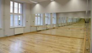 Nowa sala baletowa dla OPP