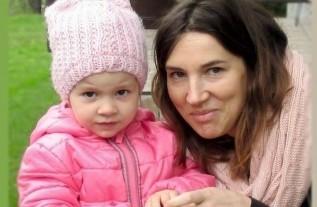 """Pani Ewelina woła o pomoc, chce żyć: """"Marzę żeby zobaczyć, jak moja córka dorasta"""""""
