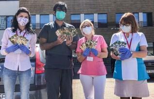 Lekarze ze szpitala w Prokocimiu dostali wejściówki