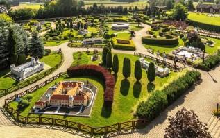 Park Miniatur w Inwałdzie jako pierwszy otwiera się dla turystów. Zwiedzanie spacerowe