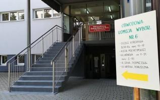Komisja Wyborcza w Wadowicach