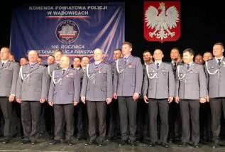 Święto wadowickiej policji na 100-lecie