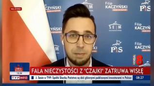 """Poseł Kaczyński odetchnął z ulgą: """"Całe szczęście, że Warszawa nie posiada elektrowni atomowej"""""""