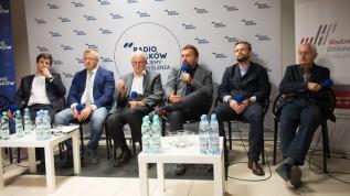 Debata Radia Kraków w bibliotece