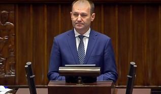 Marek Sowa w Sejmie