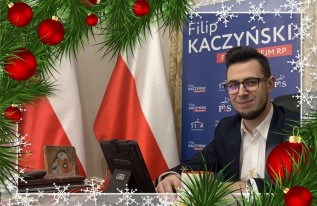 Filip Kaczyński, Poseł na Sejm RP