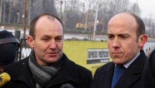 Marek Sowa i Borys Budka