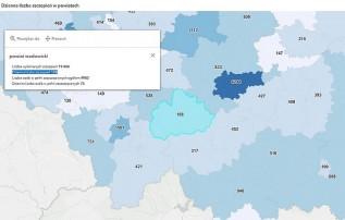Powiat wadowicki nadal najgorszy w Małopolsce. Aż 50 tysięcy ludzi czeka na szczepienia