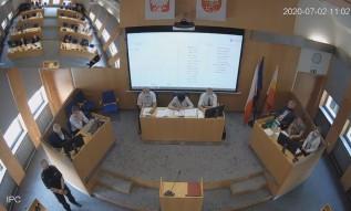 Sesja Rady Powiatu Wadowickiego