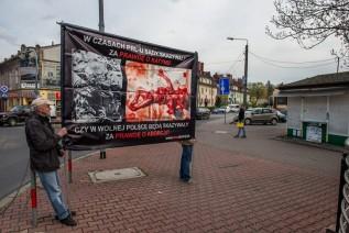 Pikieta w Andrychowie była kontrowersyjna, ale efektywna