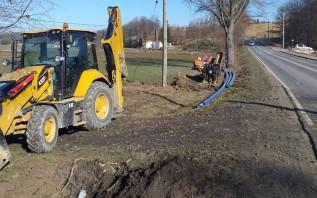 Prawie trzem tysiącom mieszkańców gminy Tomice lepiej pocieknie z kranów