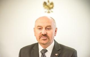 Poseł Marek Polak