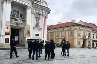 W czwartek opracowano procedury bezpieczeństwa wizyty prezydenta