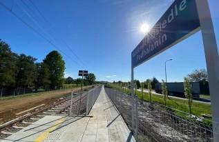 Przystanek kolejowy Podhalanin Osiedle