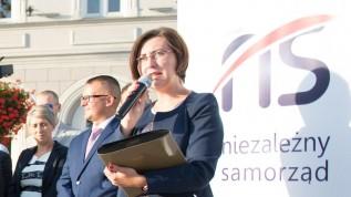Katarzyna Gołąb będzie kandydować w wyborach do Sejmu z Wadowic z listy PSL