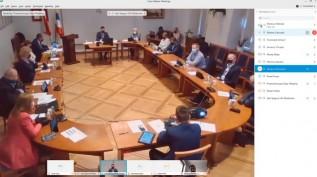 Rada Wadowic po przerwie wróciła do pracy, ale ta sesja była inna niż wszystkie do tej pory