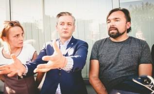 Koordynatorem przyszłej partii Roberta Biedronia w powiecie wadowickim ma być były burmistrz Wadowic, a obecnie radny Mateusz Klinowski