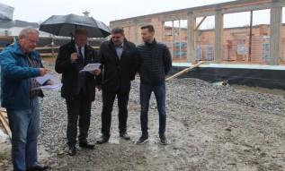 Rekordowe inwestycje, Kalwaria Zebrzydowska wielkim placem budowy