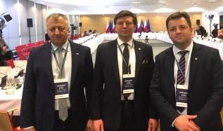 Józef Brynkus, Tomasz Jaskóła i Krzysztof Sitarski reprezentowali w trakcie debaty Kukiz'15