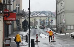 Trwają prace przy II etapie remontu ulicy Lwowskiej