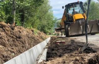 Ruszyła przebudowa drogi z Gorzenia do Zawadki. Mieszkańcy mogą zgłaszać jeszcze uwagi