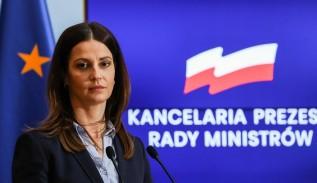 Minister sportu Danuta Dmowska - Andrzejuk