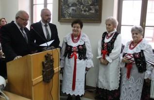 Zespół Sami Swoi z Przytkowic odebrał odznakę ministra kultury