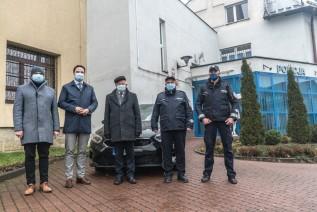 Samorządy na zakupach... dla policjantów. Co kupili w Kalwarii Z. i w Andrychowie?