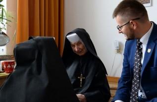 Siostra Adamina ukończyła 106 lat. Jest najstarszą mieszkanką Wadowic