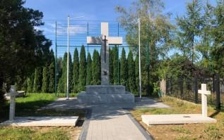 Specjalne miejsce na cmentarzu w Wadowicach dla zapomnianych i zasłużonych już gotowe
