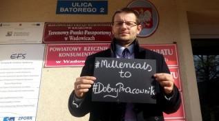 Starosta wadowicki Kaliński odpowiada burmistrzowi Klinowskiemu