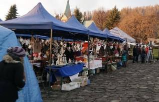 GOK w Lanckoronie jest jednym z ogranizatorów imprez na zabytkowym rynku