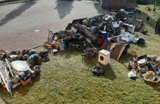 Strażacy z Zagórnika z sukcesem przepowadzili swoją zbiórkę złomu