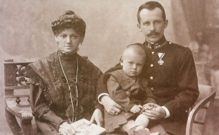 Karol senior, Emilia Wojtyłowie i mały Edmund