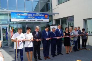 To największa inwestycja w historii gminy Brzeźnica. We wsi powstało duże centrum medyczne