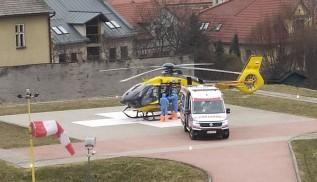Trudna sytuacja w szpitalu w Wadowicach. Brakuje wolnych respiratorów, wywożą pacjentów