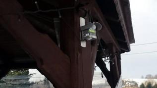 Czujnik Airly w Tomicach