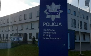 Now asiedziba Komendy Powiatowej Policji w Wadowicach