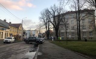 Ulica Sienkiewicza w Wadowicach