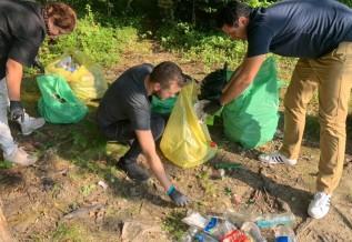 W Stryszowie mają już dość śmieci w lasach. Zastawią fotopułpaki