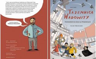 Urząd Miasta wydał ksiażkę dla dzieci z burmistrzem Klinowskim na okładce