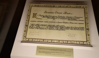 Wadowickie muzeum przypomina o niezwykłych pamiątkach pierwszego dnia pontyfikatu Jana Pawła II