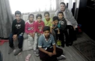Wadowiczanka musiała uciekać z siedmiorgiem dzieci z Pakistanu. Potrzebna jest pomoc