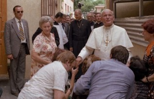 Papież Jan Paweł II w swoim domu rodzinnym