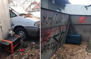 Takie domki to azyl dla bezdomnych kotów