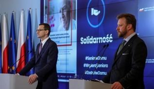 Większość Polaków dobrze ocenia działania rządu w zwalczaniu epidemii