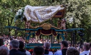 Wielki odpust w Kalwarii Zebrzydowskiej w cieniu epidemii. Pielgrzymi przyjadą na procesję?